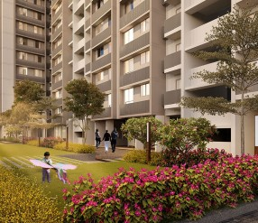 2 Bhk Flats In Saanv..